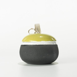 ETTORE SOTTSASS - lidded vessel, model 192-C