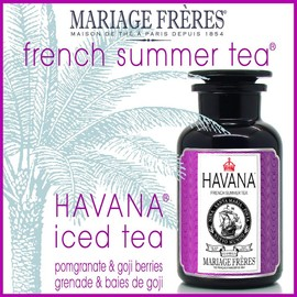 Mariage Frères - FRENCH SUMMER TEA / HAVANA