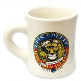 LION COFFEE - magcup