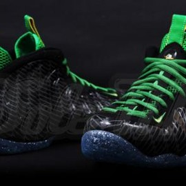 Nike - NIKE AIR FOAMPOSITE ONE OREGON DUCKS PE