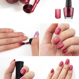 [L CRET] Quick And Dry Coating Nail - Pink