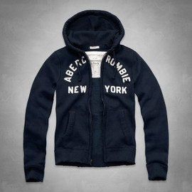 Abercrombie & Fitch - Mens East River Trail Hoodie