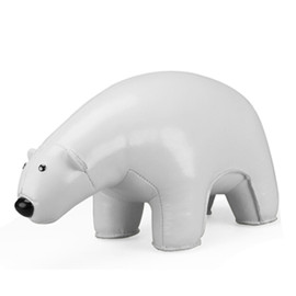 Zuny - Bookend  Polar Bear