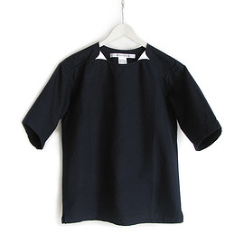 EEL, イール, 5mintues - Slipon Shirts(ネイビー)