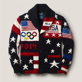 RALPH LAUREN - 2014 SOCHI OLYMPIC USA team outfit