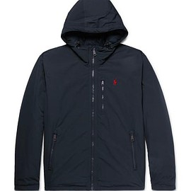 Polo Ralph Lauren - Shell Hooded Down Jacket