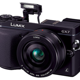 Panasonic - LUMIX DMC-GX7