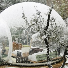 Attrap`Reves - Bubble-Hotel-France-treehouse