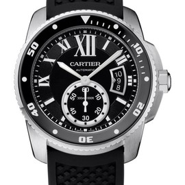 Cartier - Calibre de Cartier Diver - Black/Silver