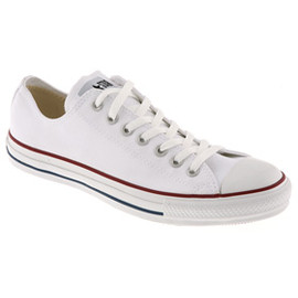 CONVERSE - ALL STAR OX LOW(Optical White)