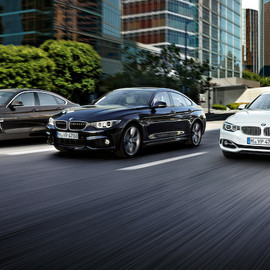 BMW - 4 Series Gran Coupe M Sport