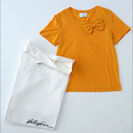 3.1 Phillip Lim - Big Bow Tee
