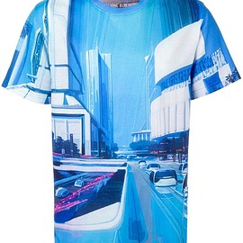 Opening Ceremony - printed T-shirt