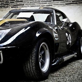 CHEVROLET - Corvette Stingray