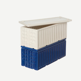 AREAWARE - CARGO CONTAINERS BLUE-WHITE