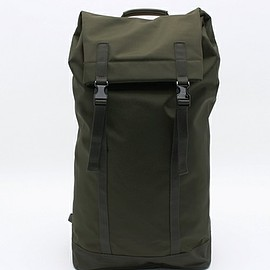 c6 - POST BAG DURABLE NYLON Kahki