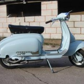 LAMBRETTA - TV Series 2  1957