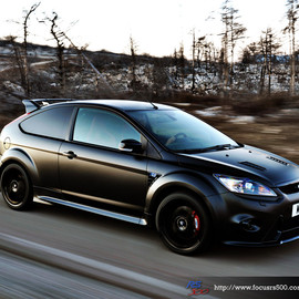 Ford - Focus RS500, 2011