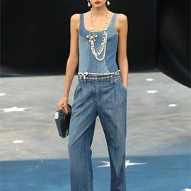 CHANEL - denim