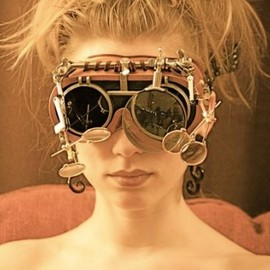 Steampunk - Mad Scientist Goggles