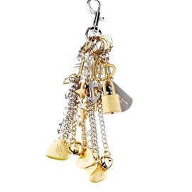 MARC BY MARC JACOBS - Multi-charm key ring