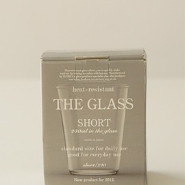 THE - THE GLASS SHORT