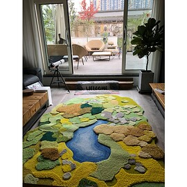 TwopinsStore - 3D Area Rugs Carpet