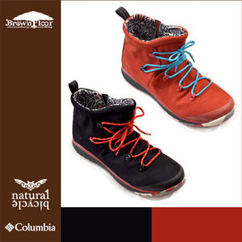 Columbia - Natural bicycle ×Columbia - 919 MID OMNI-TECH - 2014 FALL (Rocket)