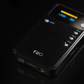 FiiO - E17 USB DAC + Hi-Grade portable headphone amp
