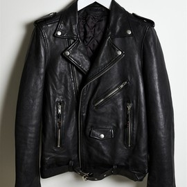 BLK DNM - Leather Jacket 5