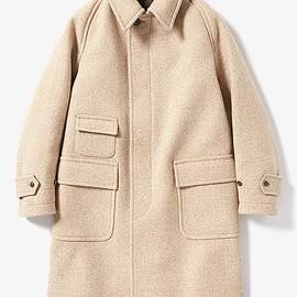 KAPTAIN SUNSHINE - TRAVELLAR COAT