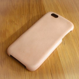 DOT - iPhone6 leather case