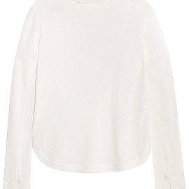 Chloé - Wool, silk and cashmere-blend turtleneck sweater