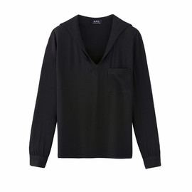 A.P.C. - SAILOR-COLLAR TOP