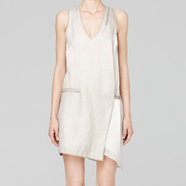 HELMUT LANG - SPARK TRENCH DRESS