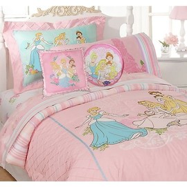 Disney Princess Elegance Full Sheet Set