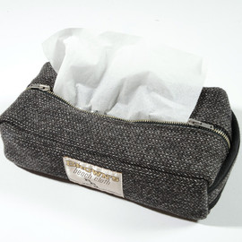 BROWN'S BEACH CLOTH x ACME Furniture - BBC TISSUE CASE / ティッシュボックスケース