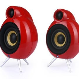 Podspeakers by scandyna minipod Jubilee(ペア) スピーカー