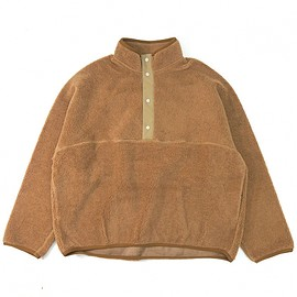 graphpaper - Wool Boa Hi-Neck Pullover