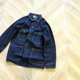 Orslow - 12AW【OrSlow】1950COVERALL