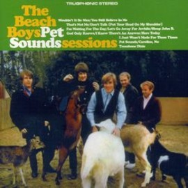 The Beach Boys - Pet Sounds Sessions (Bootleg)