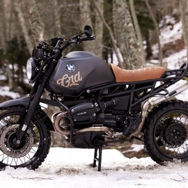 "CRD (Cafe Racer Dreams) - #42  ""Desert"" BMW R1100GS"