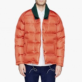 kolor / BEACON - 50D Light PE Taffeta Down Jacket