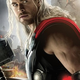 MARVEL - Avengers Age Of Ultron Thor Character Poster