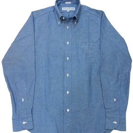 INDIVIDUALIZED SHIRTS - HERITAGE CHAMBRAY  B.D.シャツ