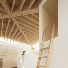 mA-style architects - Light Walls House, Aichi, Japan