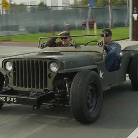 Willys - Rat Rod Jeep