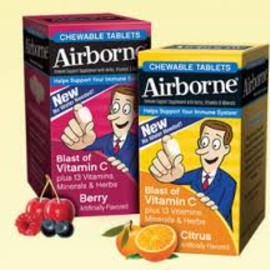 Airborne tablet