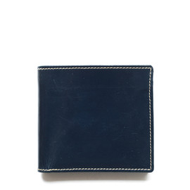 Whitehouse Cox - S5571 NOTE CASE/Navy