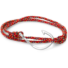 MIANSAI - Miansai Utility Rope and Hook Bracelet